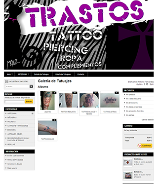 Trastos Tattoo